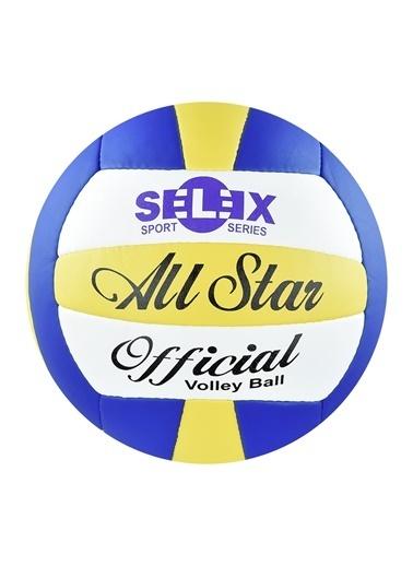 Selex Selex 5 Nolu Çok Renkli All Star Voleybol Topu Renkli